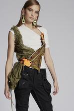 DSQUARED2 Bionic Sport T-Shirt  Short sleeve t-shirt Woman