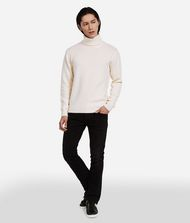 KARL LAGERFELD Cashmere Turtleneck Sweater Sweater Man e