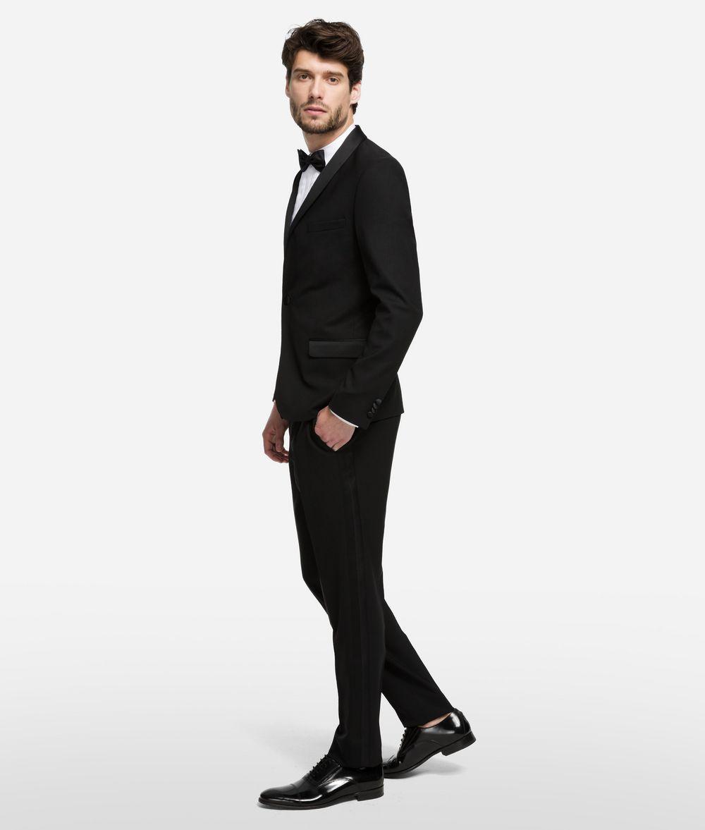 KARL LAGERFELD Tuxedo Suit SUITS Man d