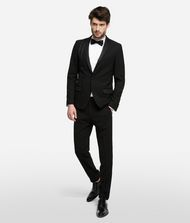 KARL LAGERFELD Tuxedo Suit SUITS Man a