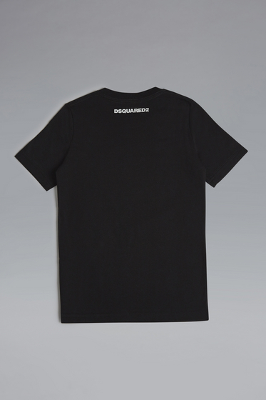 DSQUARED2 Short sleeve t-shirt E DQ038TD00MVDQ900 b