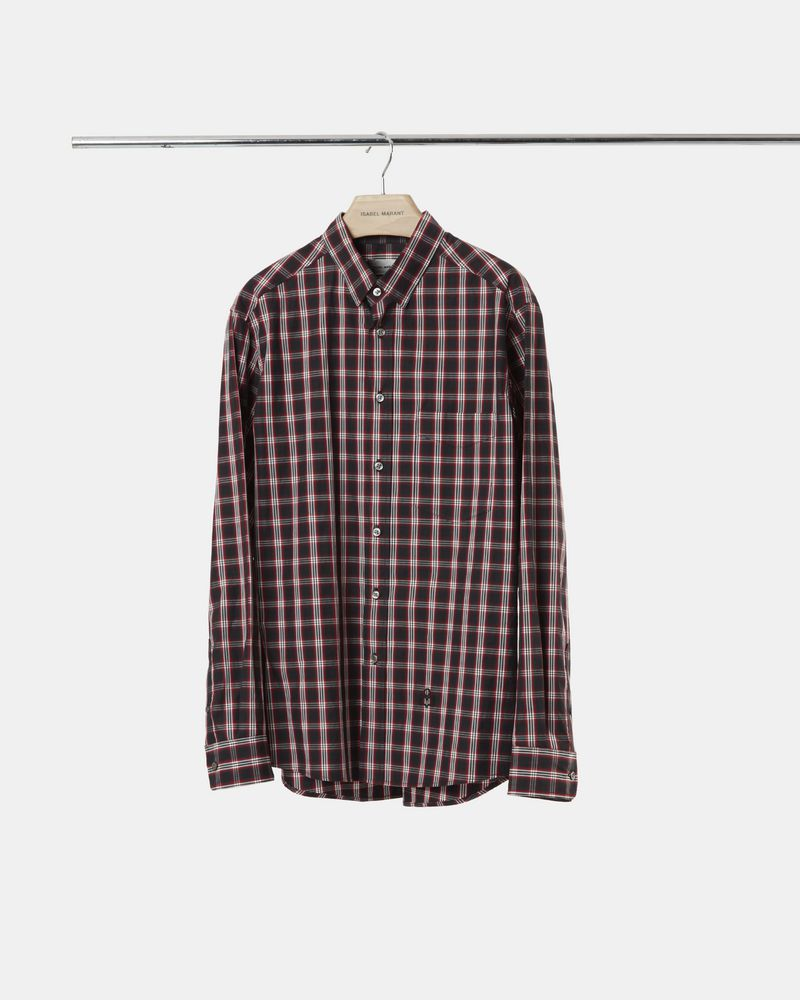 JASON checked shirt ISABEL MARANT