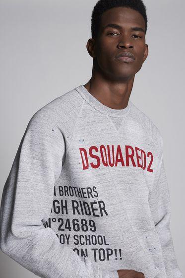 DSQUARED2 Sweatshirt [*** pickupInStoreShippingNotGuaranteed_info ***] S71GU0262S23326900 m