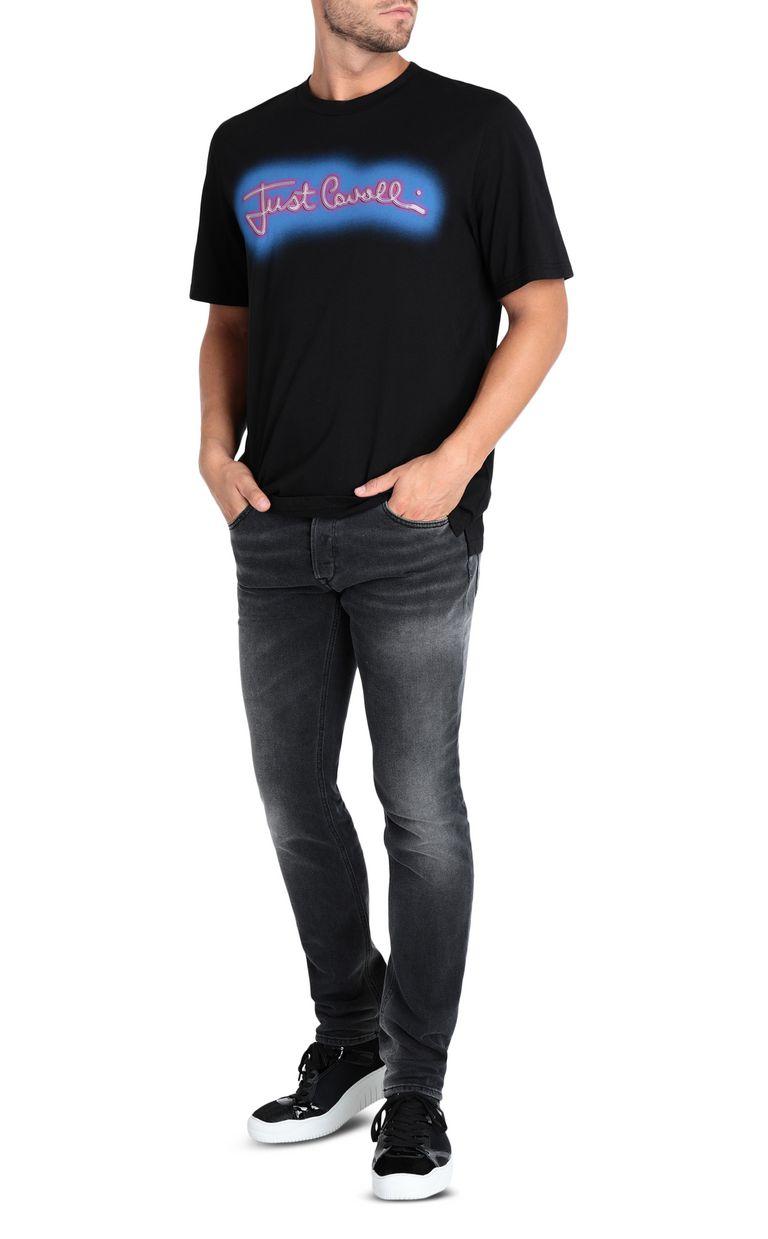 JUST CAVALLI Just Cavalli T-shirt Short sleeve t-shirt Man r