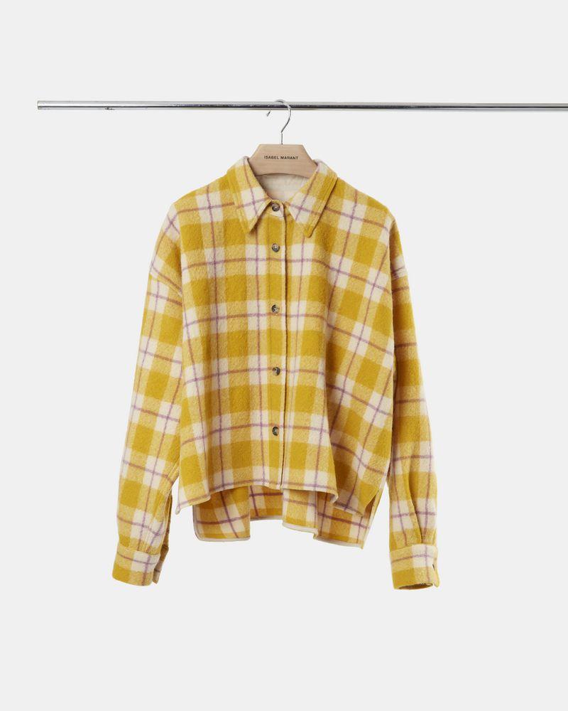 HANAO checked shirt ISABEL MARANT
