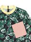Marni VISCOSE SHIRT WITH POETRY FLOWER PRINT AND CONTRAST BREAST POCKET AND COLLAR Woman - 4