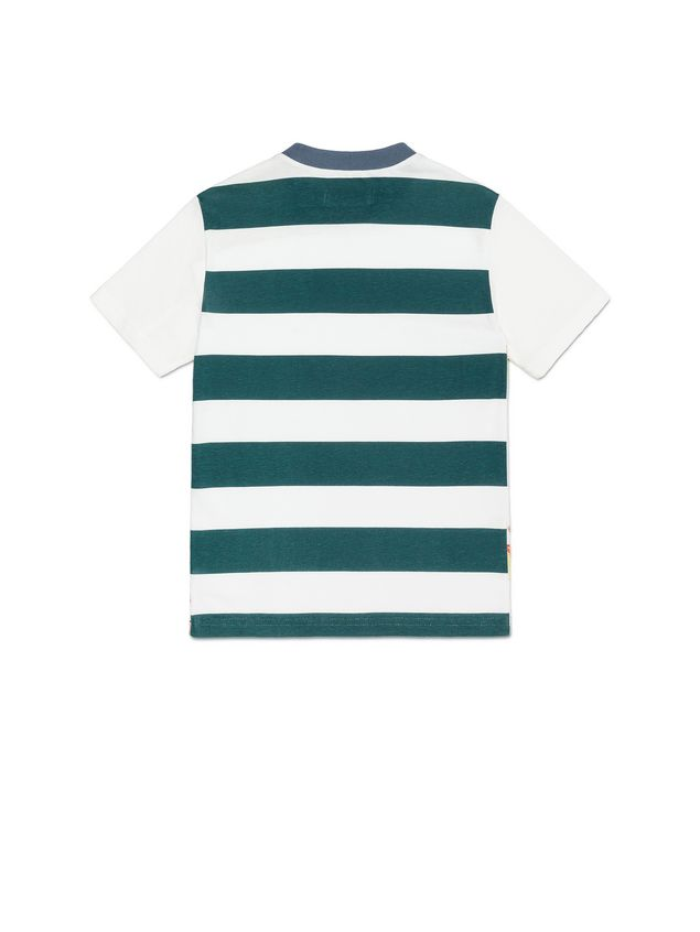 Marni COTTON T-SHIRT WITH MARIA MAGDALENA SUAREZ DESIGN Man - 3