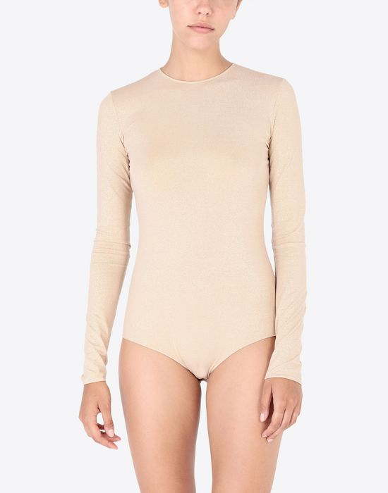 MAISON MARGIELA Long sleeve jersey body Body [*** pickupInStoreShipping_info ***] r