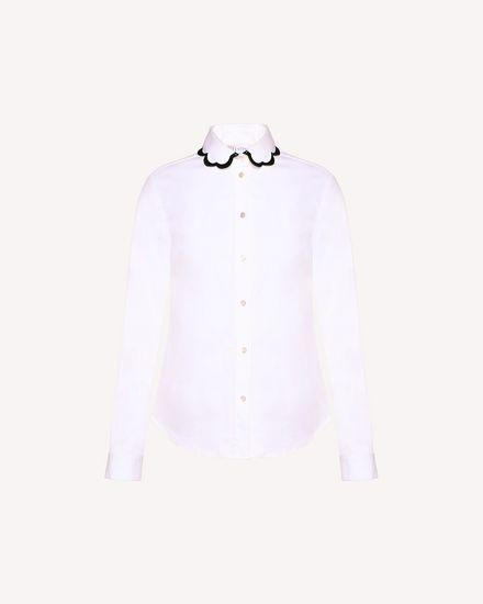REDValentino Shirt Woman QR0AB2450ES 001 a