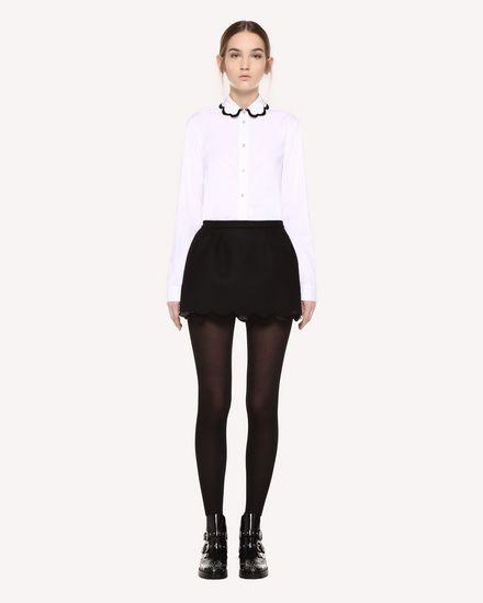 REDValentino Shirt Woman QR0AB2450ES 001 f