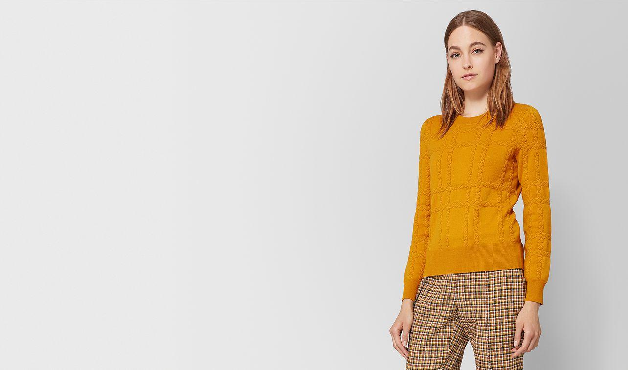 maglia in cashmere marigold  landing