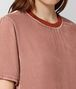 BOTTEGA VENETA OBERTEIL AUS SAMT IN DECO ROSE Strickware oder Top oder Bluse Damen ep