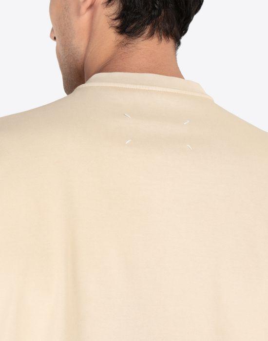 MAISON MARGIELA Défilé A/W 18-19 symbol print T-shirt Short sleeve t-shirt [*** pickupInStoreShippingNotGuaranteed_info ***] b
