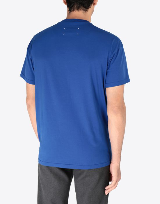 MAISON MARGIELA Printed cotton T-shirt Short sleeve t-shirt [*** pickupInStoreShippingNotGuaranteed_info ***] e