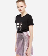 KARL LAGERFELD Karl X Kaia Ikonik T-Shirt 9_f