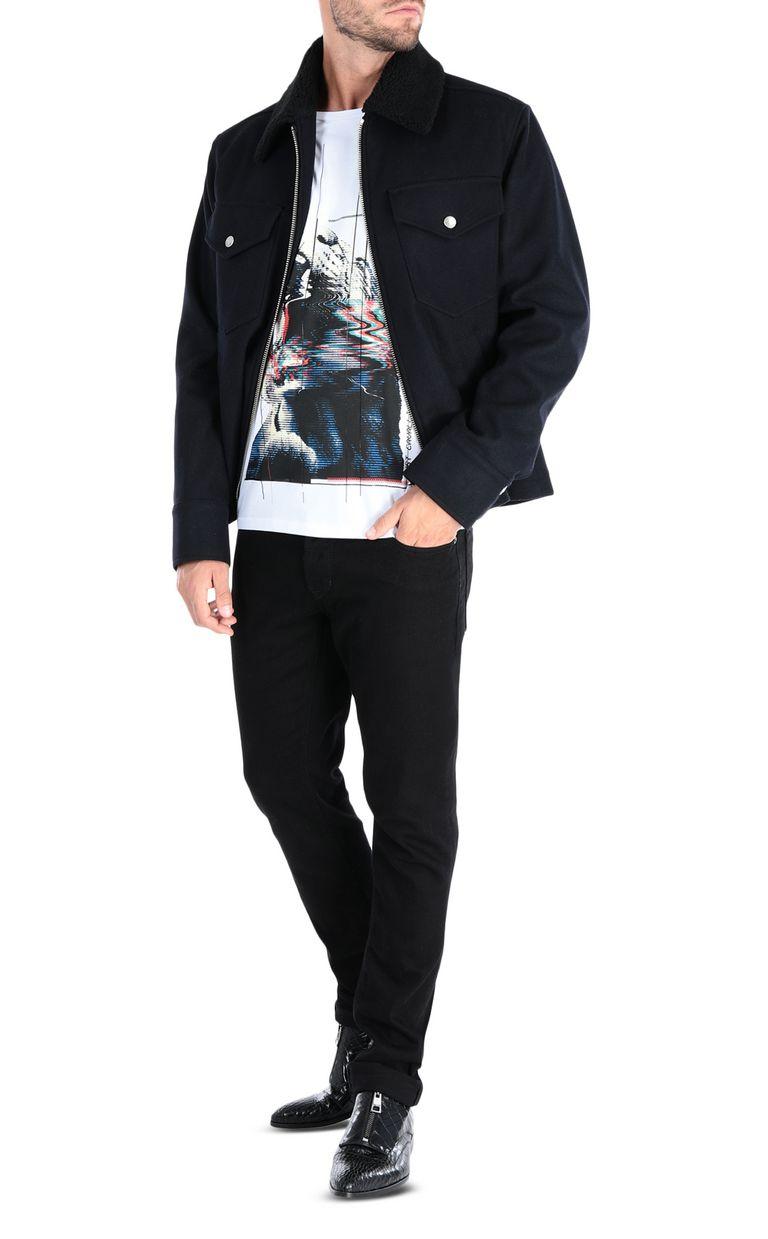 JUST CAVALLI Tiger T-shirt Short sleeve t-shirt Man r