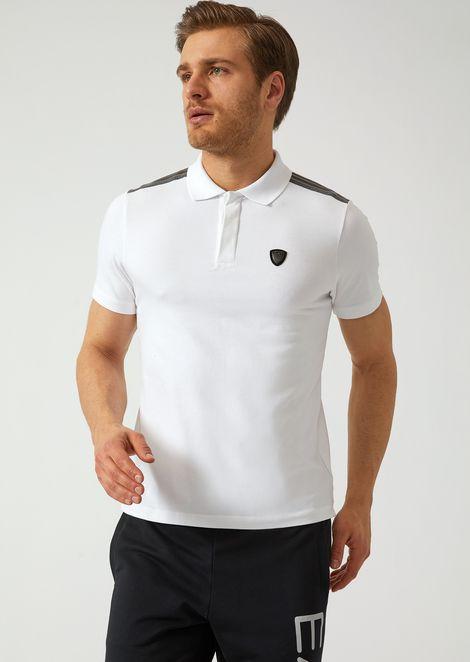Men S Polo Shirts Emporio Armani