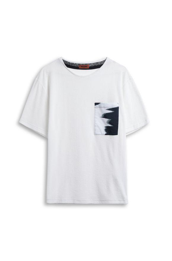 MISSONI Herren T-Shirts Herren, Frontansicht