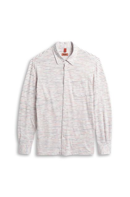 MISSONI Men's shirts White Man - Back