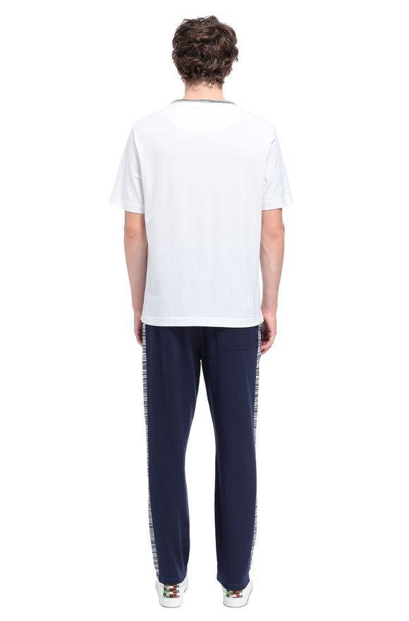 MISSONI Мужская футболка Для Мужчин, Вид без модели