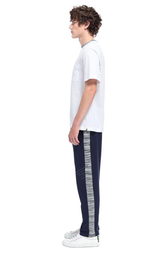 MISSONI Мужская футболка Для Мужчин, Вид сбоку