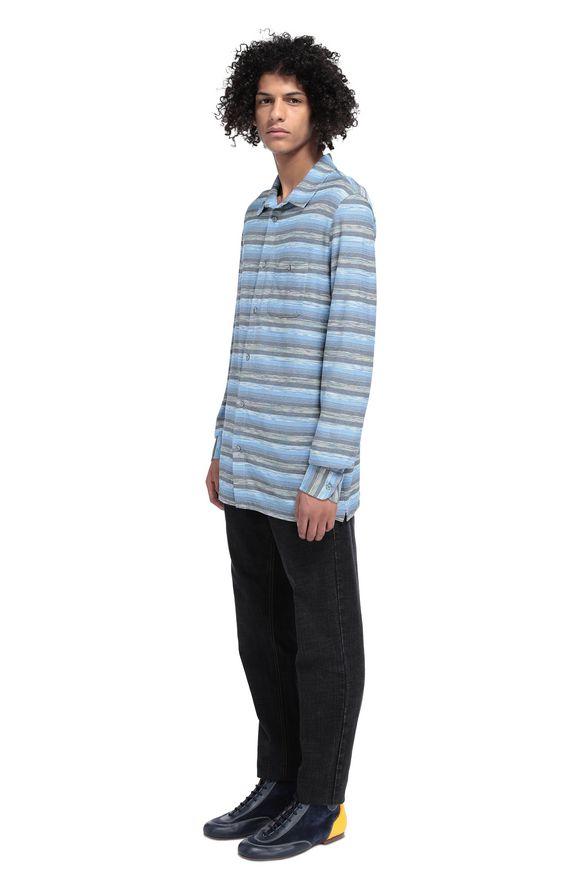MISSONI Мужская рубашка Для Мужчин, Вид сбоку