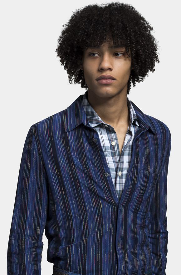MISSONI Men's shirts Man, Detail