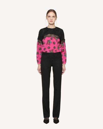 REDValentino Shirt Woman QR0AB25542D FA9 f