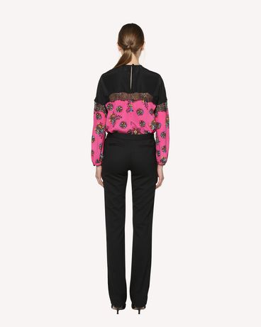REDValentino QR0AB25542D FA9 Shirt Woman r