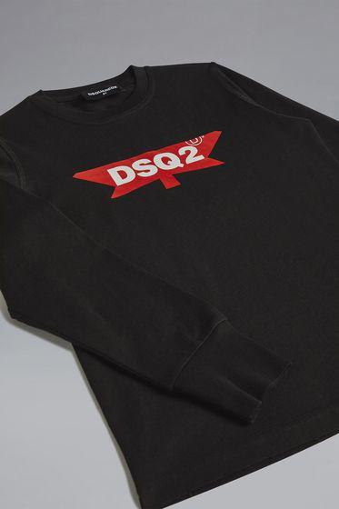 DSQUARED2 Long sleeve t-shirt Man DQ030RD00MNDQ900 m