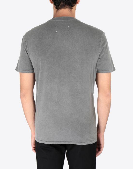 MAISON MARGIELA Graphic printed cotton T-shirt Short sleeve t-shirt [*** pickupInStoreShippingNotGuaranteed_info ***] e