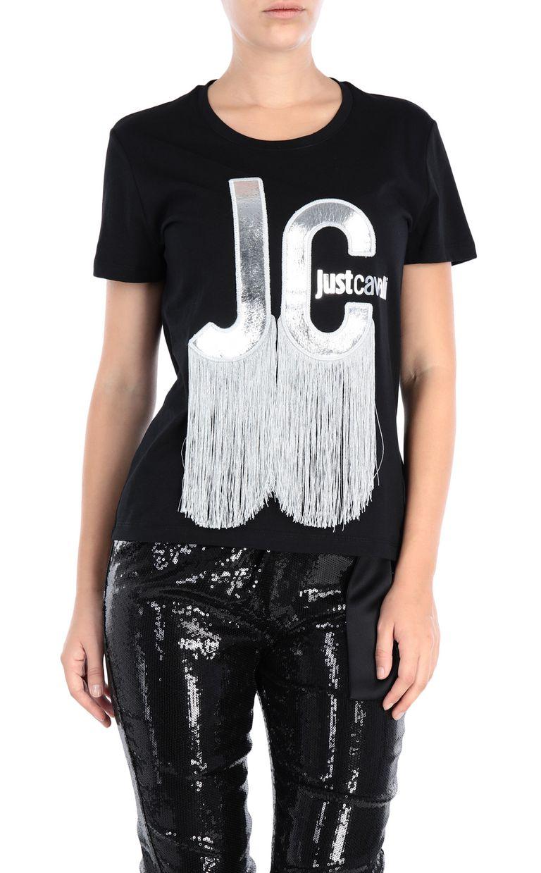 JUST CAVALLI JC T-shirt Short sleeve t-shirt [*** pickupInStoreShipping_info ***] f