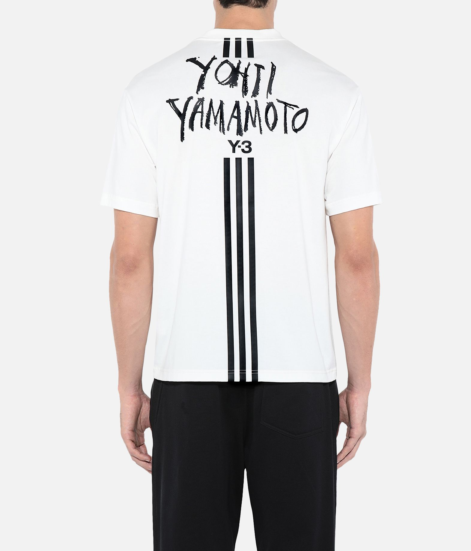 Y-3 Y-3 Signature Graphic Tee Short sleeve t-shirt Man d