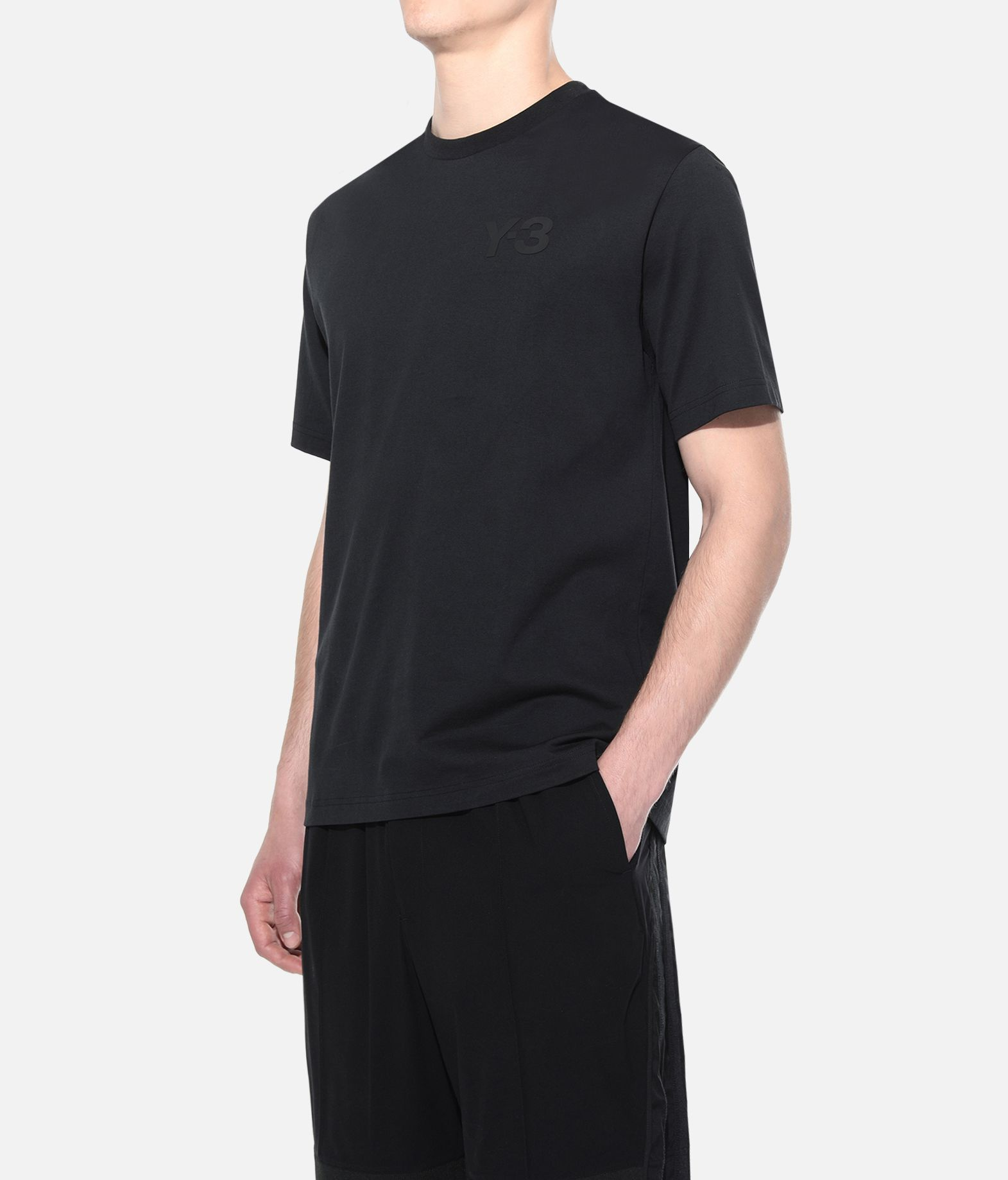 Y-3 Y-3 Logo Tee T-shirt maniche corte Uomo e