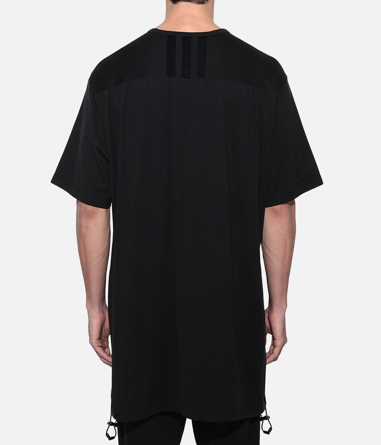 Y-3 Y-3 Drawstring Long Tee  Short sleeve t-shirt Man d