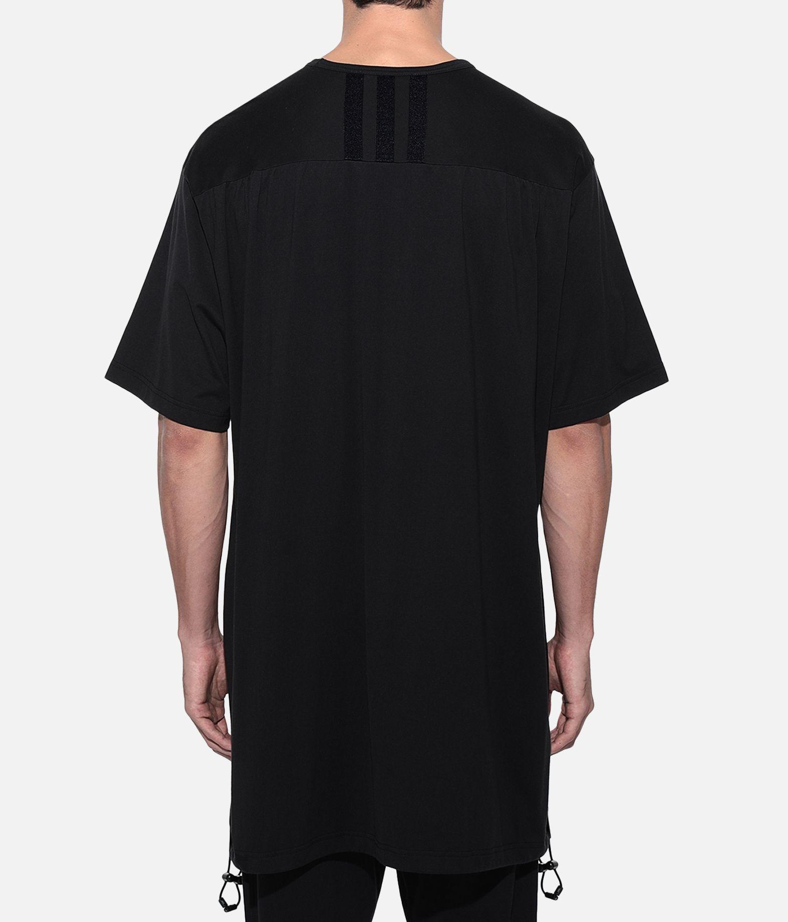 Y-3 Y-3 Drawstring Long Tee  Kurzärmliges T-shirt Herren d