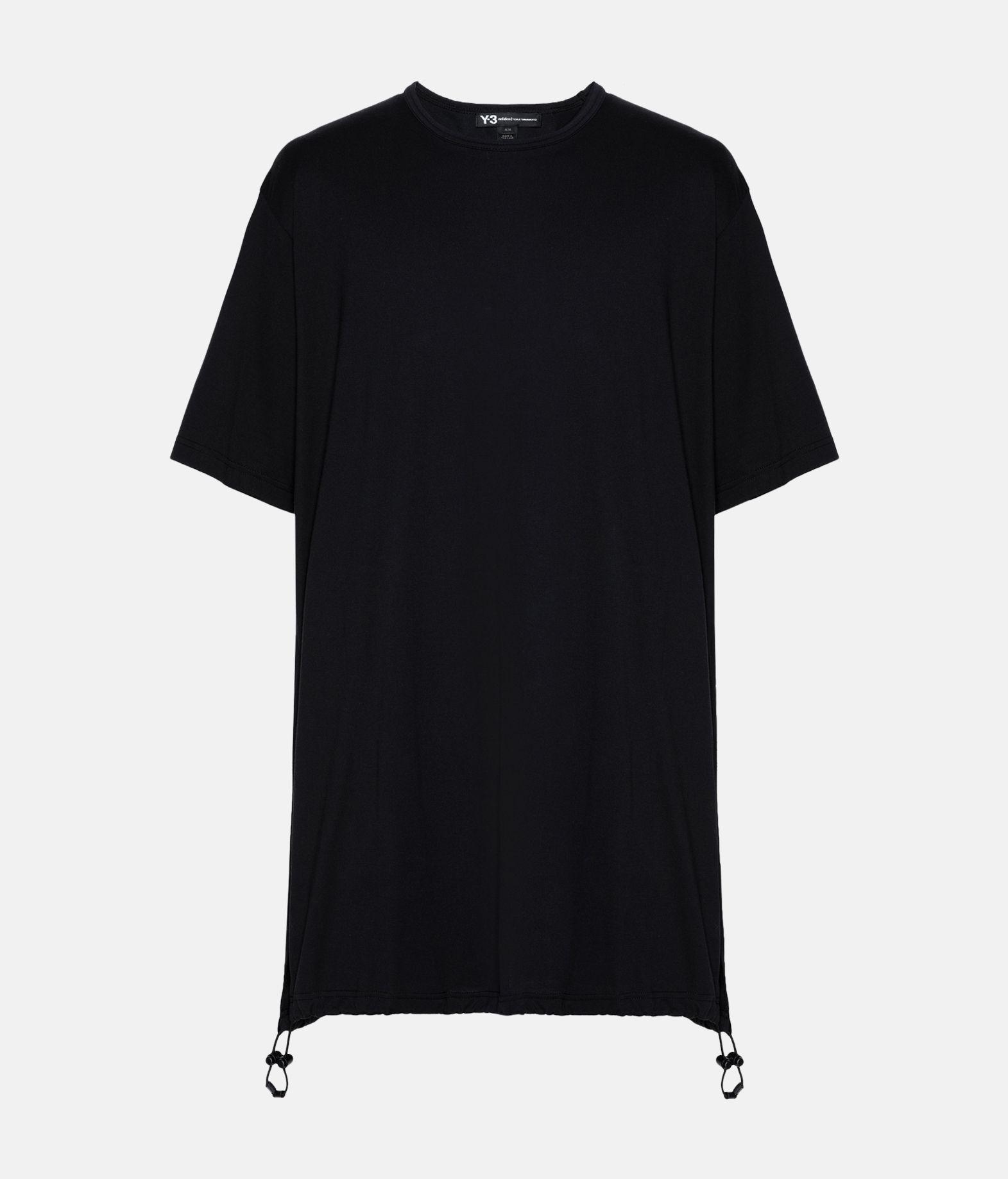 Y-3 Y-3 Drawstring Long Tee  Kurzärmliges T-shirt Herren f
