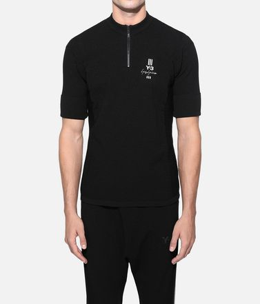 Y-3 Short sleeve t-shirt Man Y-3 Knit Tee r