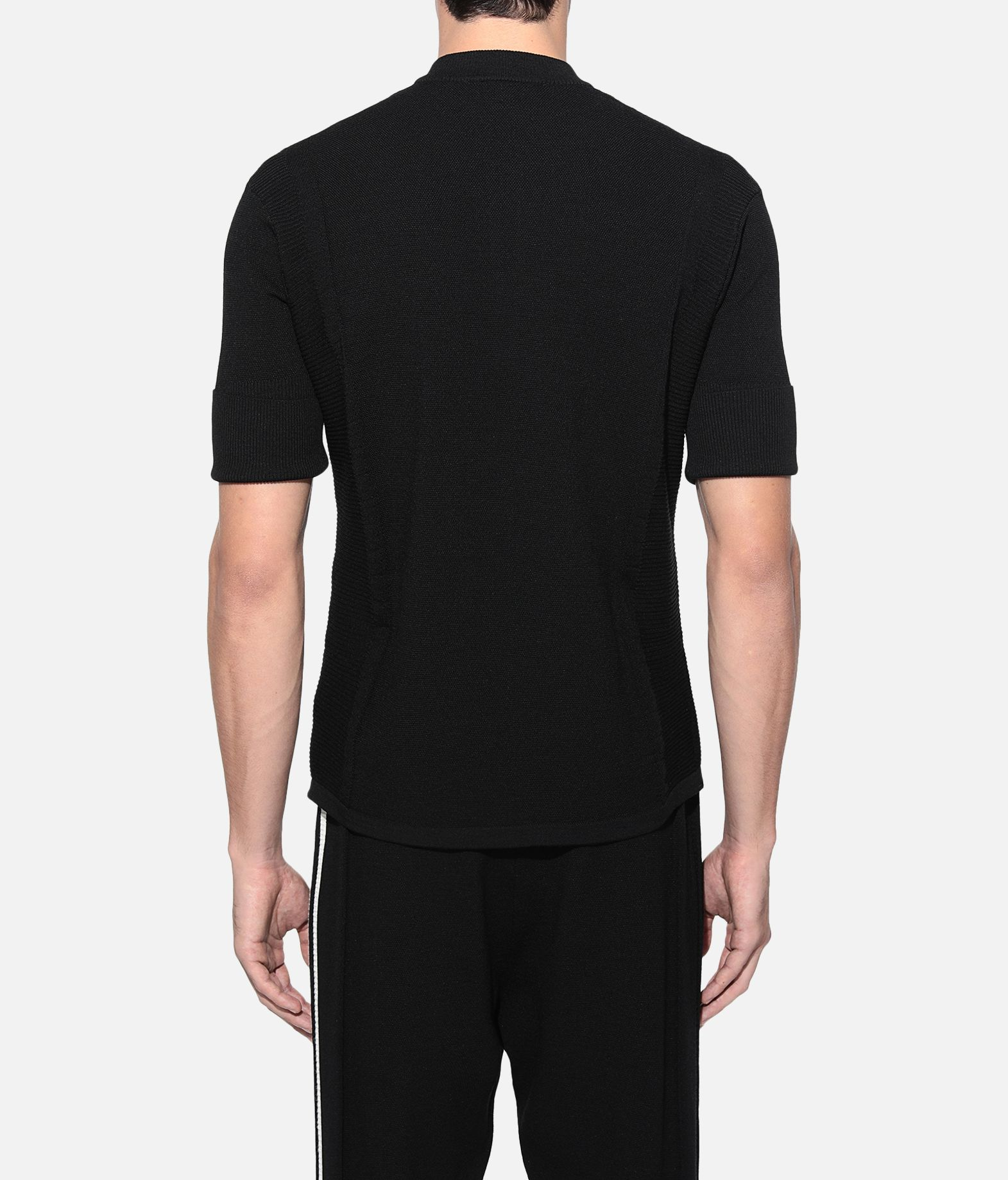 Y-3 Y-3 Knit Tee Short sleeve t-shirt Man d