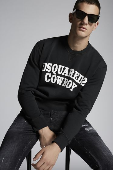 DSQUARED2 Sweatshirt [*** pickupInStoreShippingNotGuaranteed_info ***] S71GU0262S23326900 m