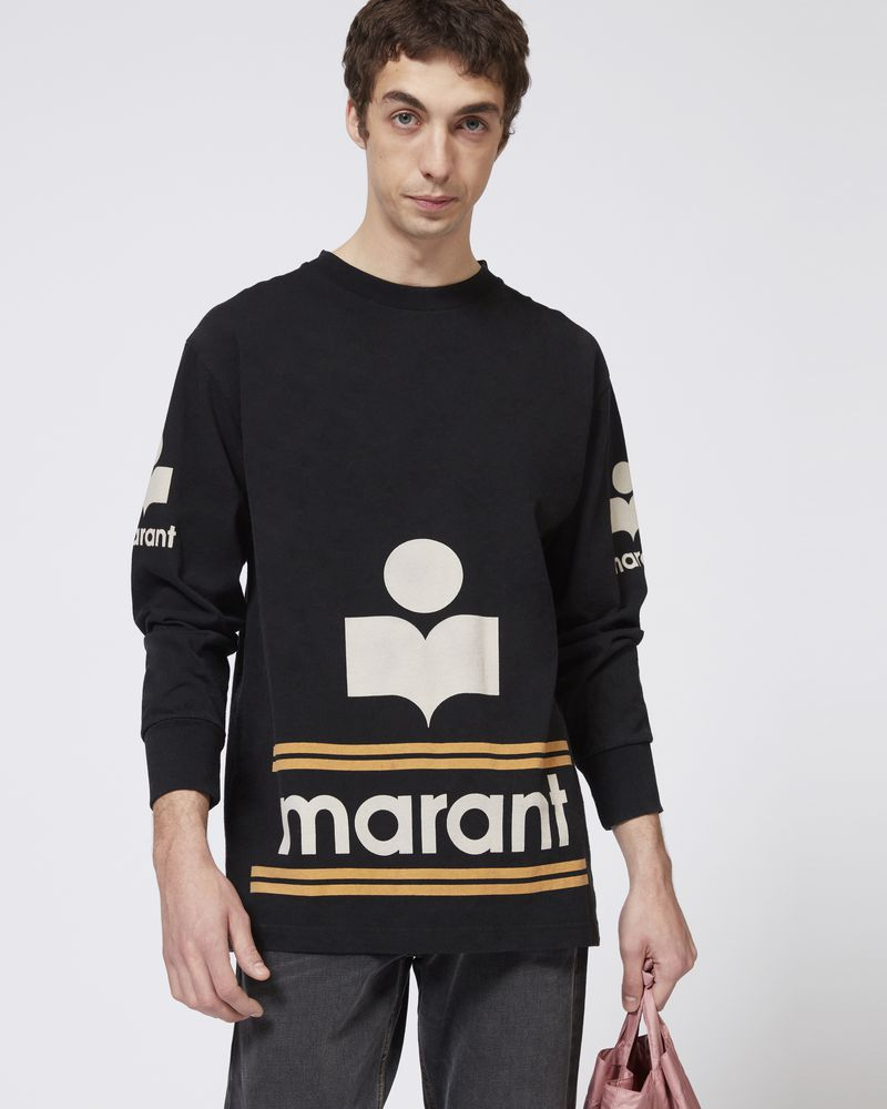 GIANNI ロゴ Tシャツ ISABEL MARANT