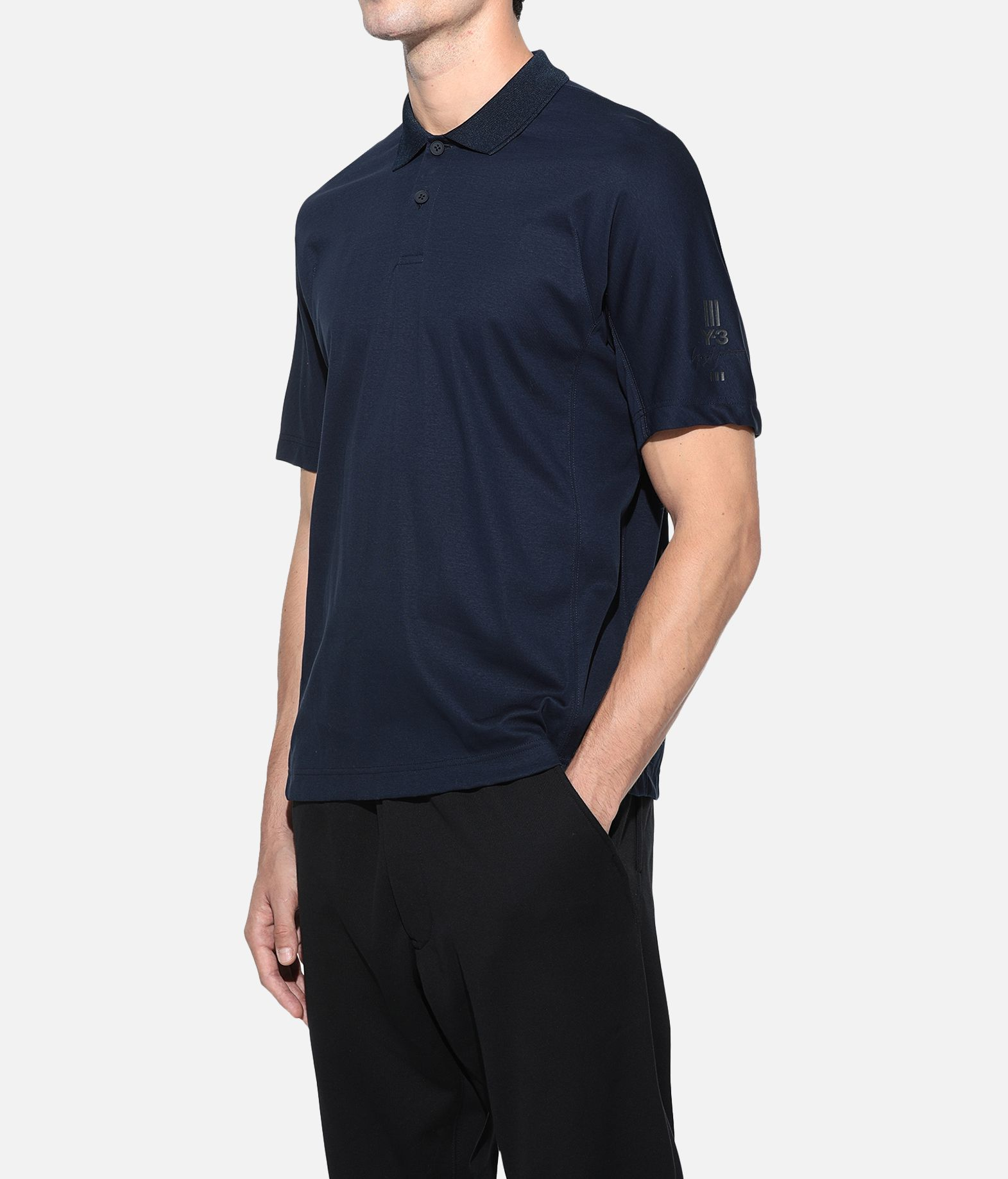Y-3 Y-3 Classic Polo Shirt Polohemd Herren e