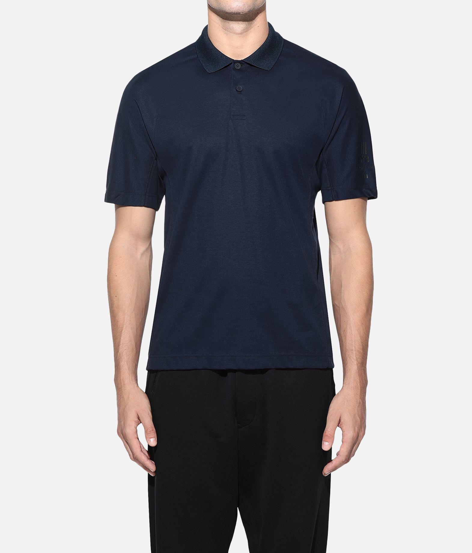 Y-3 Y-3 Classic Polo Shirt Polo Man r