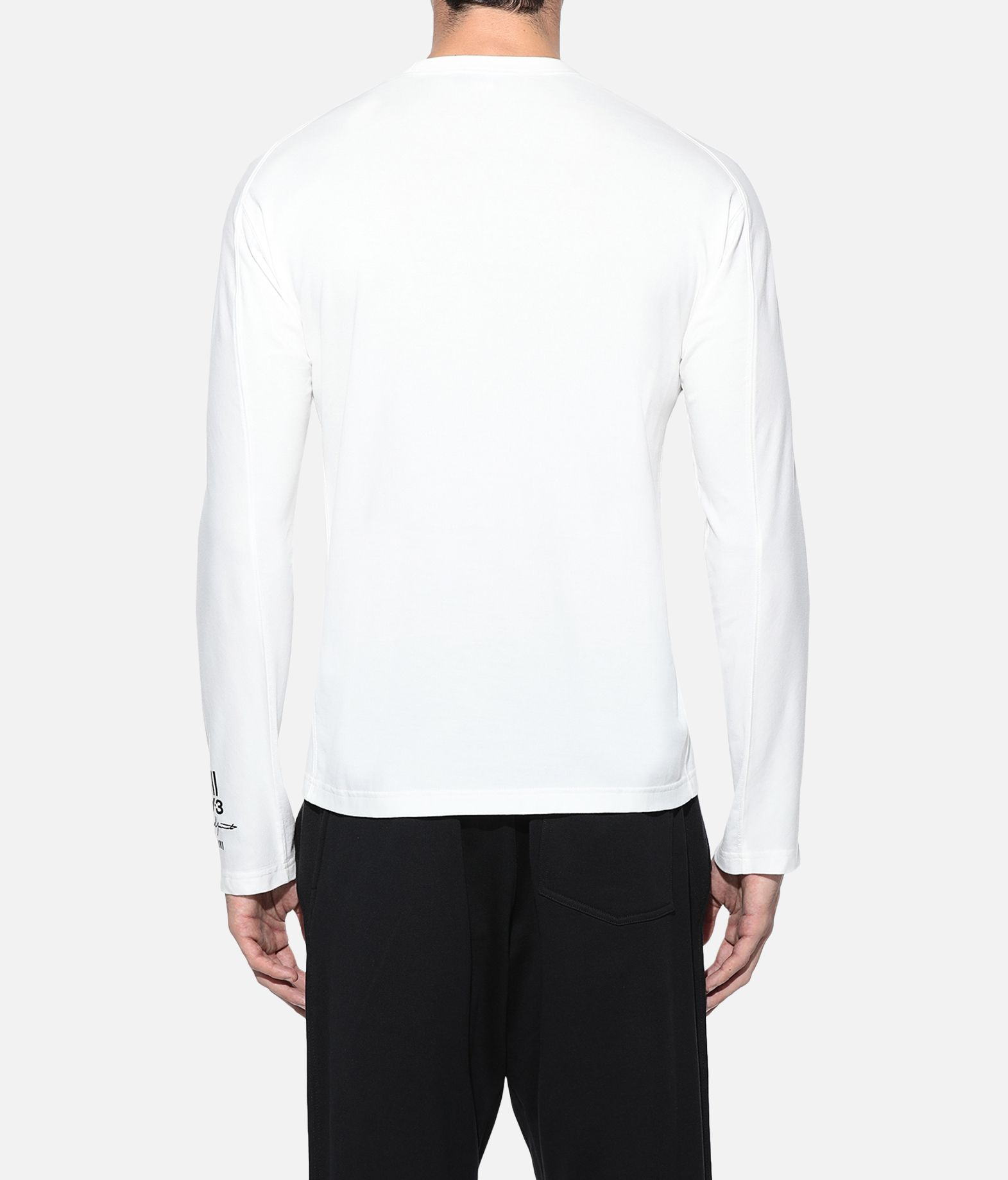 Y-3 Y-3 Classic Tee Long sleeve t-shirt Man d