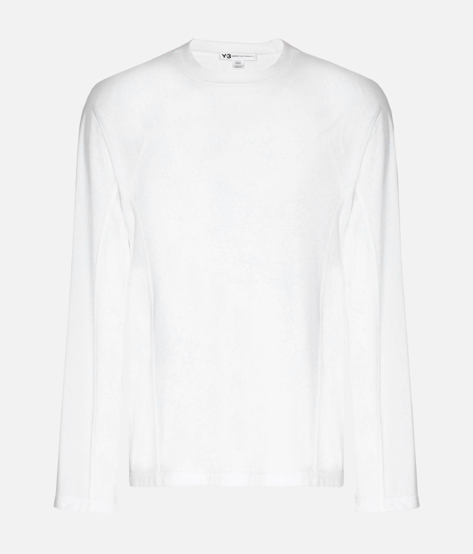 Y-3 Y-3 Classic Tee T-shirt maniche lunghe Uomo f