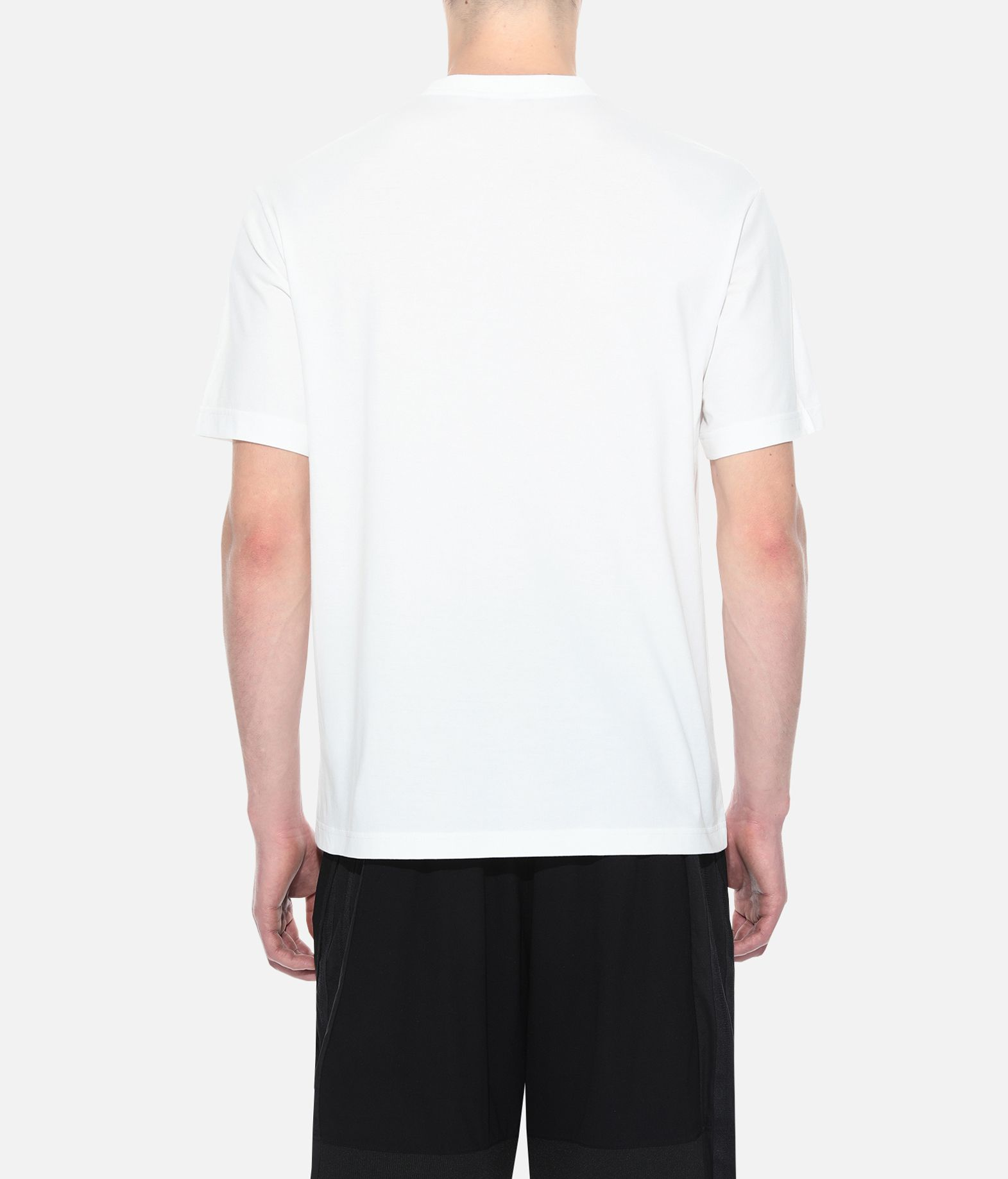 Y-3 Y-3 Logo Tee Short sleeve t-shirt Man d
