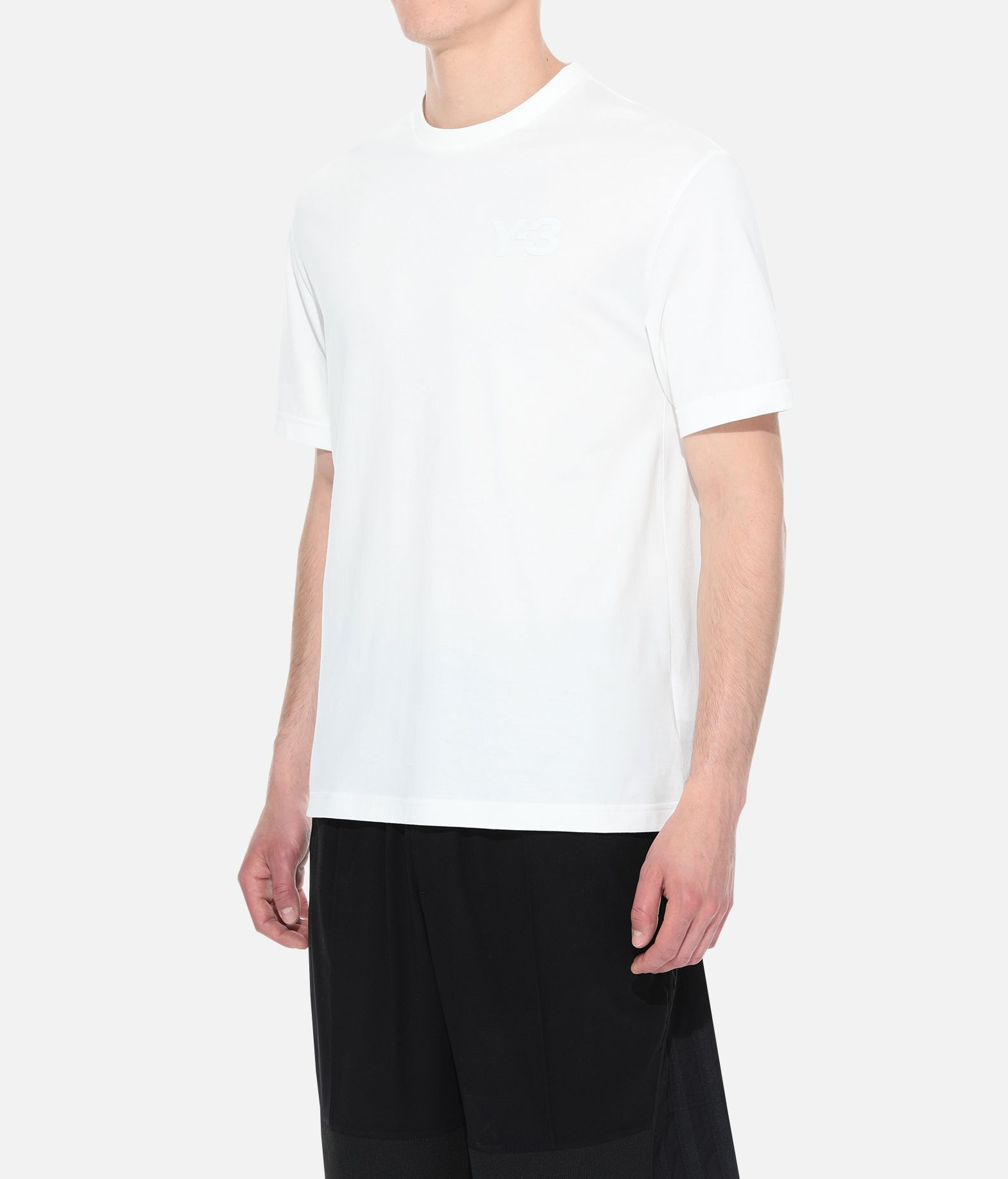 Y-3 Y-3 Logo Tee Short sleeve t-shirt Man e