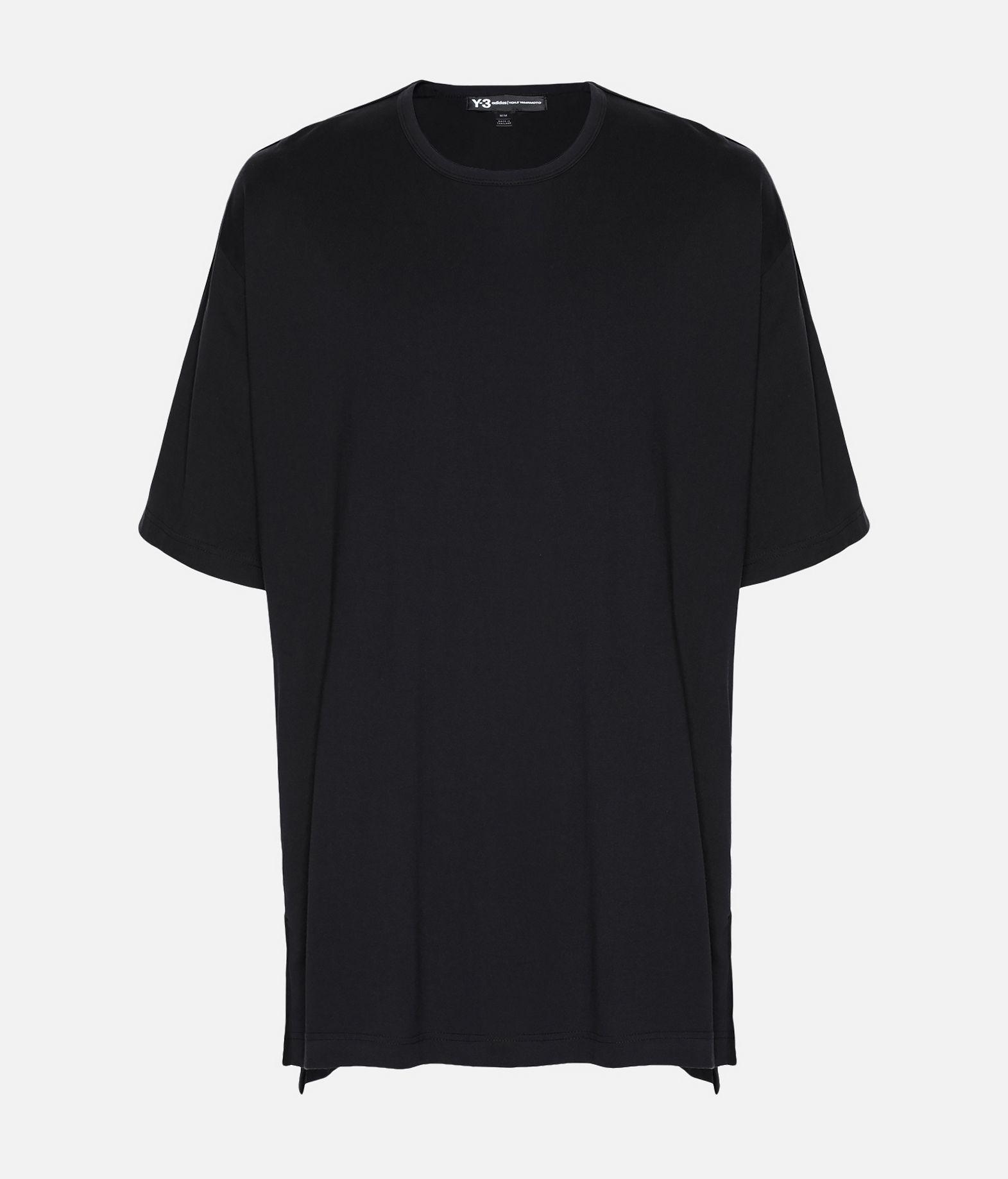 Y-3 Y-3 Parachute Tee Short sleeve t-shirt Man f