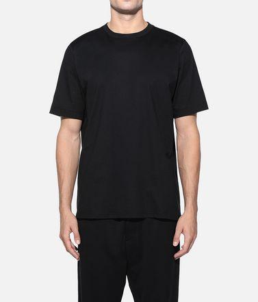 Y-3 Short sleeve t-shirt Man Y-3 Yohji Skull Tee r
