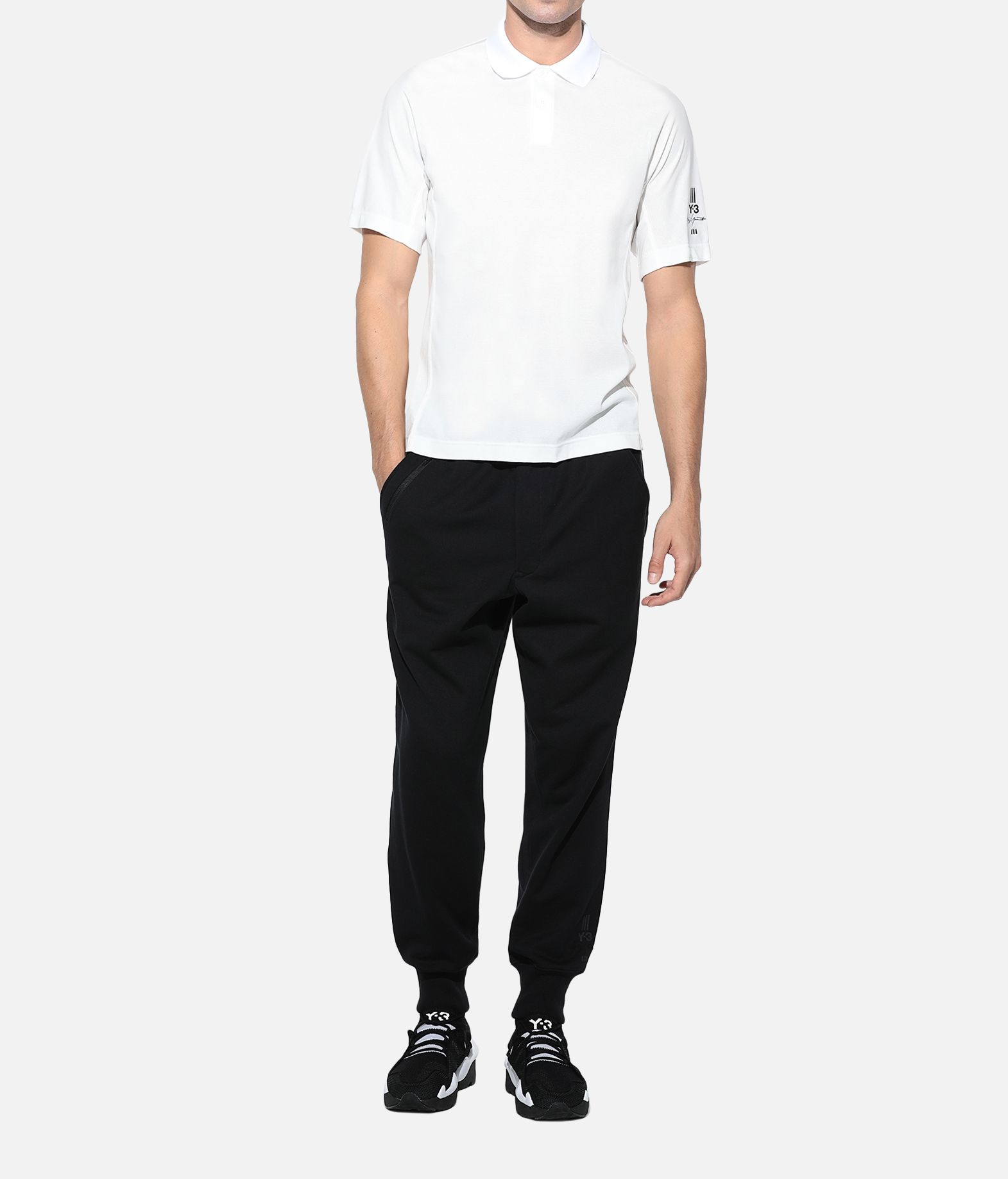 Y-3 Y-3 New Classic Polo Shirt  Polo Man a